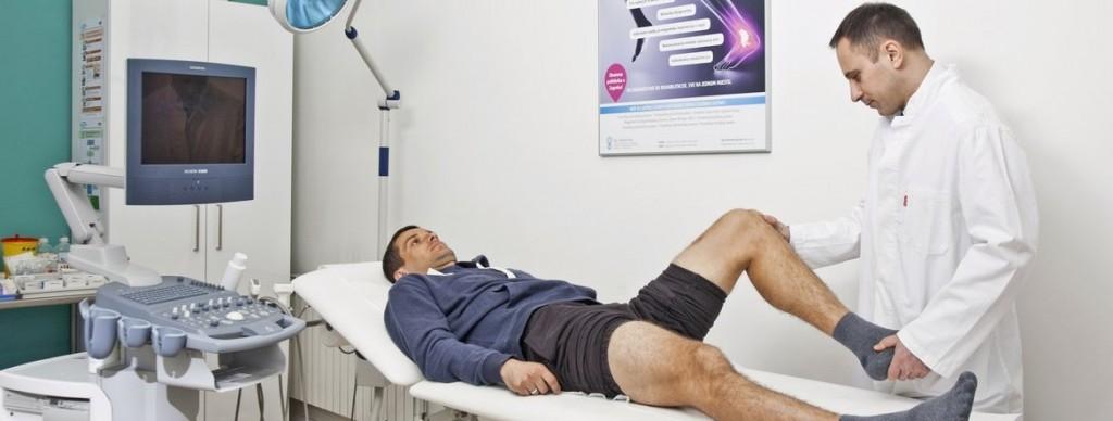 artroskopija kolena na napotnico