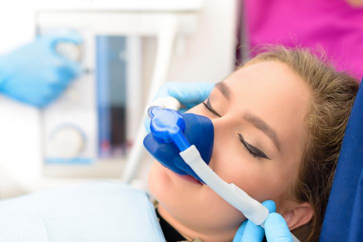 zobozdravstvo v anesteziji