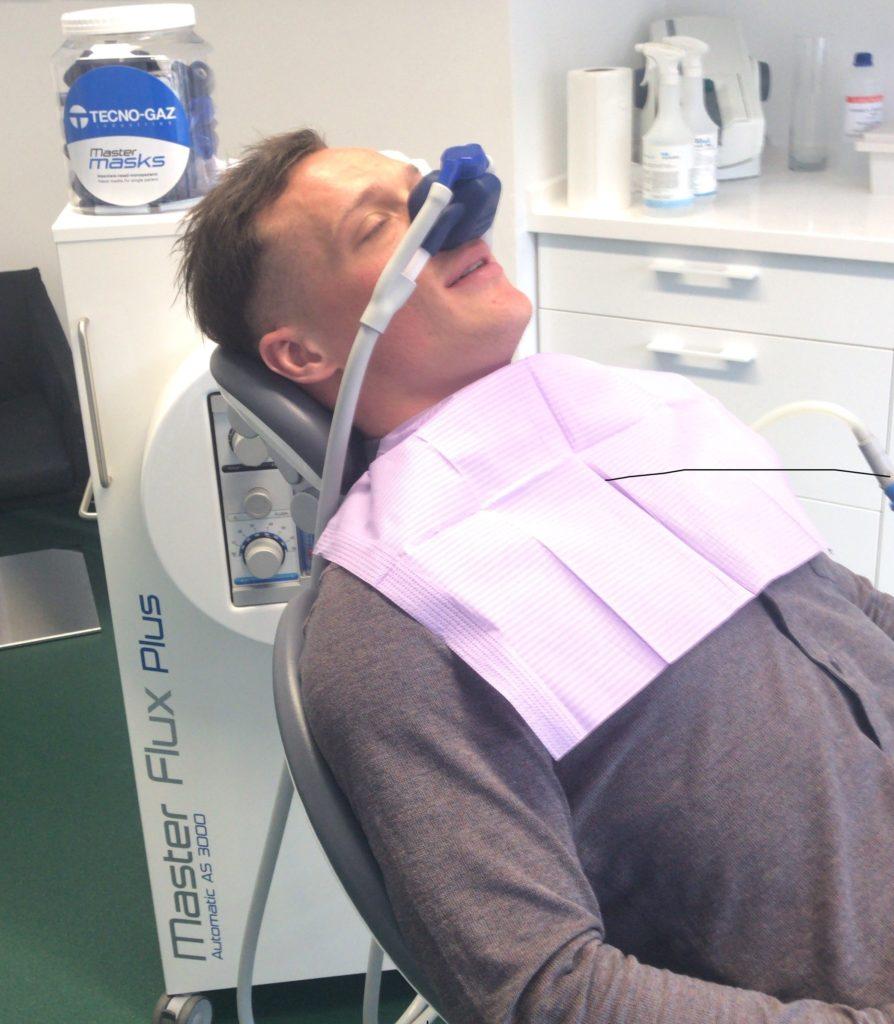 Denis Toplak zobozdravstvo v sedaciji